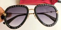 Lüks Kadınlar için 2208 Güneş Gözlüğü Tasarımcı Popüler Moda 2208s Oval Tam Çerçeve Yaz Tarzı En Kaliteli UV Koruma Lens Vaka ile Gel
