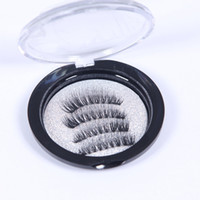 Magnetic Eye Lashes 3D Mink Reusable False Magnet Eyelashes ...