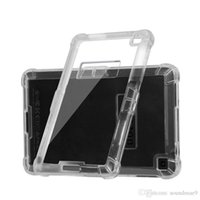 For Kindle Fire HD 6 Inch Transparent Case Shockproof PC TPU...