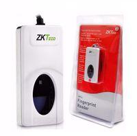 CDT ZKTeco ZK9000 Digital Persona USB Escáner Biométrico de Huellas Dactilares Lector de Huellas Dactilares ZK9000 chip como URU4500 URU5000