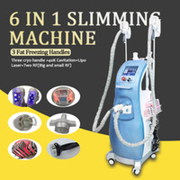 Cryolipolysis Fat Freezing Machine Ultrasonic Cavitation Rf ...