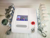 Hot sale 40K Ultrasonic Cavitation Vacuum Bipolar Tripolar R...