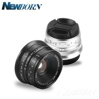 Black Sliver 25mm F 1. 8 HD MC Manual Focus Wide Angle Lens f...