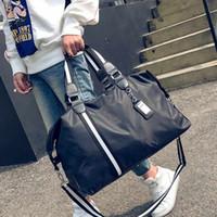 Bolsas viajar saco de bagagem taekwondo duffle dobrar sacos New Euramerican coreano estilo casual saco de viagem 2,017 grande capacidade