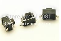 200PCS 3x6x5 mm 2 Pins Tactile switchar Tryckknapp SMD-taktomkopplare 3 * 6 * 5 mm