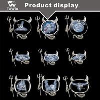 Universalität für alle Autos, DIY Auto-Abziehbild-Aufkleber, Automobiläußeres / Autodekoration / Autoteile / dekorativer Zusatz-Karikatur-Aufkleber