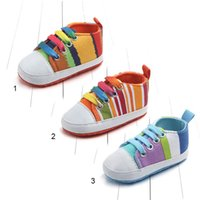 Colorful baby first walking shoes infant walking shoes soft ...