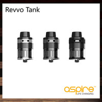 Aspire Revvo Tank 3.6ml Nuova bobina ARC Tecnologia a bobina radiale Aspire Atomizzatore con nuovo cappuccio protettivo aggiunto 100% originale