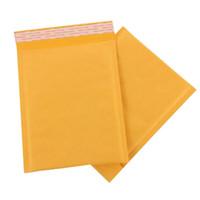 180 * 230mm Kraftpapier-Blase Umschläge Taschen Blasen Versand Tasche Mailer gepolsterte Umschlag Business Supplies