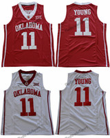 2018 Mens Oklahoma Sooners Trae Young College Basketball Jer...