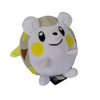 "Hot Sale New 7"" 18cm Togedemaru Pikachu Plush Toy Stuff..."