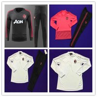 2018 19 Manchester United Soccer training suit men football ...