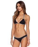Sexy Micro Bikinis Women Swimsuit Female Swimwear Halter Bra...