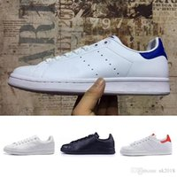 Brand Top quality women men new stan shoes fashion smith sne...
