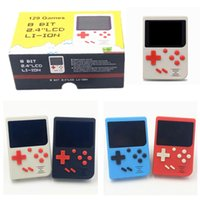 Retro FC Mini Handheld Pocket Game Console Can Store 129 gam...