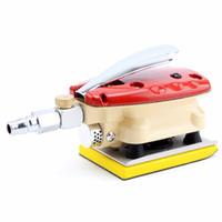 Ücretsiz shiping kare pnömatik parlatma makinesi 6132 hava parlatıcı rüzgar değirmeni öğütme makinesi zımpara kurutucu 70X100mm