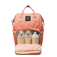 Diaper Bag Mommy Maternity Nappy Backpacks Large Capacity Ba...