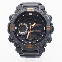 orange waterproof watches for men original man watchs esportivo mens top  digitales watch tactical outdoor swimming clock