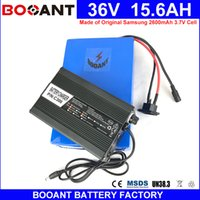BOOANT Made of Samsung 18650 cell 36V 15. 6AH 800W E- Bike Sco...