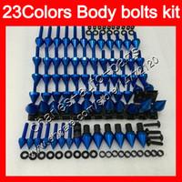Kuipbouten Volledige schroefkit voor Kawasaki ZX12R 02 03 04 05 06 ZX 12R ZX-12R 2002 2003 2004 2005 2006 Body Nuts Schroeven Moer Bolt Kit 25Colors