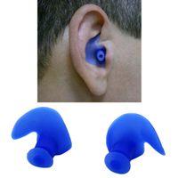 A prueba de agua Natación Tapones para los oídos Profesional Silicona Natación Tapones para los oídos Adultos nadadores Niños Buceo Suave Anti-ruido Auricular Nuevo