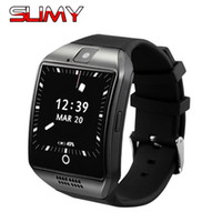 Slimy Q18 Plus Bluetooth Smart Watch Android 4.4 OS Ram 512 Rom 4G Поддержка Sim Card 3G Wifi Camera 0.3 MP Whatsapp Facebook
