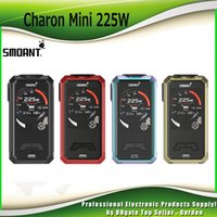 Original Smoant Charon Mini 225W TC Box Mod Dual 18650 Batte...