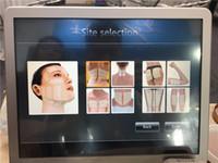 تشكيل هيئة 3D HIFU عالية التردد الموجات فوق الصوتية HIFU الوجه رفع آلة المضادة للتجاعيد الجلد تشديد الجملة أدوات تجميل