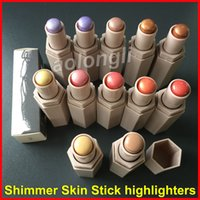 12 Colors Beauty Match stix Highlighters stick FB makeup shi...