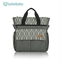 Lekebaby Diaper bag Fashion Baby bag Mom Maternity Oversize ...
