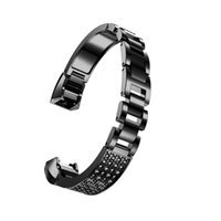 2018 Stainless Steel Watch Bands For Fitbit Alta Smart Watch...