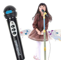 Modern Music Baby Toys Wireless Toys Simulation Microphone K...