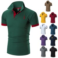 Polo Men T Shirt Casual Men Polo Camisas Homens Men' s 2...