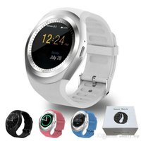 Y1 Smart watch Bluetooth Watches For Android Cellphone Suppo...