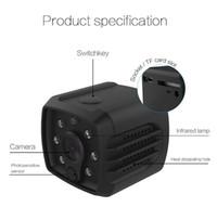 WiFi sans fil Mini Camera H7 HD 1080P 720P IR Vision Night Vision de la nuit Caméra de détection de mouvement Sports DV DVR Home Security Recorder vidéo