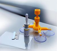 DIY автомобиля инструменты авто стекла инструмент для ремонта авто стекла лобовое стекло лобовое стекло ремонт инструмент комплект инструмент ремонта DIY наборы оптом