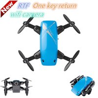 S9HW Mini Drone With Camera S9 No Camera RC Helicopter Folda...