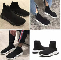 High Quality Luxury Sock Shoes Speed Trainer Running Sneaker...