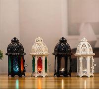 Candelabro Candelabro creativo Candelabros candelabro de hierro Candelabros de candelero Decoraciones del hogar c606