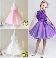 New Charming Princess Pageant flower girl dress Girls Prom B...