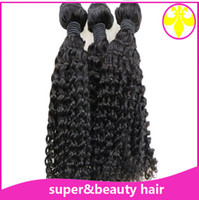 Grade 6a hair deep wave extentions 3 piece free shipping
