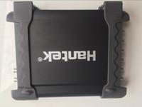 HANTEK 1008C PC USB Herramienta de diagnóstico automotriz DIGITAL Osciloscopio DAQ Generador de programas 8CH 2.4MSA / S Probador de vehículos
