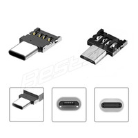 Bestsin Type C To USB OTG Connector Miro USB Adapter For USB...