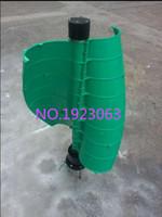 Вертикальный генератор ветра вертикальной оси генератора ветра 100W малый генератор ветра для дома дороги высокомарочный генератор CL-100W