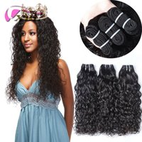 xblhair raw virgin indian hair water wave virgin human hair ...