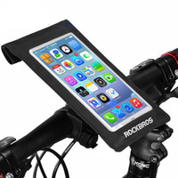 Bicycle Phone Bag Touchscreen Cycling Bike Handlebar Front H...