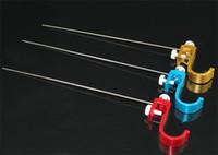 vistuig naald apparaat ontkoppelingsblok naald roestvrijstalen haak haak haak apparaat nemen controle versnelling visgereedschap naald atletisch sp