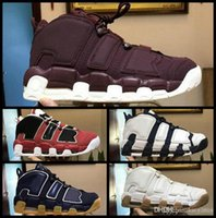 More Uptempo SUPTEMPO Basketball Shoes For Men OLYMPIC RELEA...
