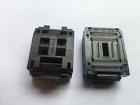 Yamaichi IC Test Gniazdo IC51-1004-814-6 QFP100PIN 0,65mm Pitch Burn-in Gniazdo