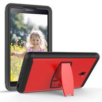 PC + PC + TPU غطاء حالة لسامسونج غالاكسي تبويب A.0 T380 T385 T377 Mini 4 Tablet